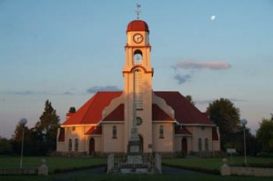 Accommodation_Memel_Hotel_church